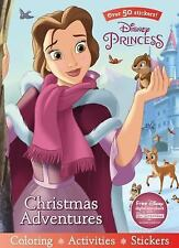 Disney Princess Christmas Adventures by Parragon Books Ltd (2016, Paperback)
