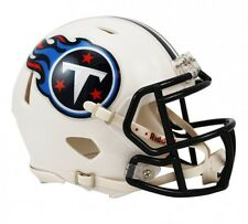 NFL Football Mini Helm Helmet TENNESSEE TITANS Speed Footballhelm Riddell