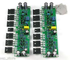 Montado L15 Amplificador Mosfet de 2 canales amplificador irfp240 Irfp9240 j163