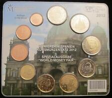 *GUTSE* CARTERA FNMT, WORLD MONEY FAIR 2012, SIN CIRCULAR