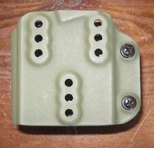 G-CODE rapid transition double rifle mag carrier OD green pouch magazine holder