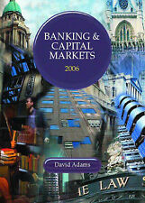 Banking and Capital Markets: 2005/2006 by David Adams (Paperback, 2006)