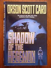 Shadow of the Hegemon - Orson Scott Card - Ender's Game series - Hardcover 1st