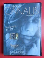 dvd elisabetta canalis calendario max 2007 backstage video foto interviste photo