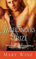 The Sutherlands Scottish Historical Romance: The Highlander's Prize 1 by Mary...