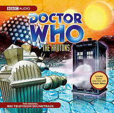 Doctor Who : The Krotons (Classic TV Soundtrack) by Robert Holmes (CD-Audio)