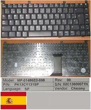Clavier Qwerty Espagnol Dell INSPIRON 1100 1150 2600 PK13CY131SP MP-01486E0-698