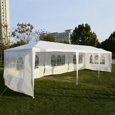 10'x30' Party Wedding Outdoor Patio Tent Canopy Heavy duty Gazebo Pavilion Event