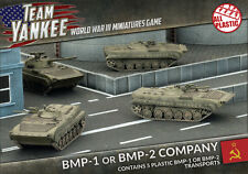 Team Yankee BMP1 or BMP2 Company By Battlefront TSBX02