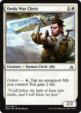 4x 4 x Ondu War Cleric x 4 Common Oath of the Gatewatch MTG Magic