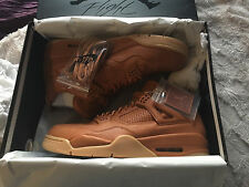 Nike Air Jordan 4 Retro Premium Ginger UK 12 BNIB