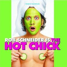 The Hot Chick by Original Soundtrack (CD, Dec-2002, Hollywood) New Sealed SS