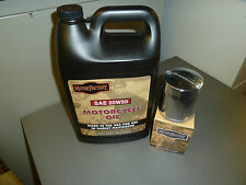 1 US GALLON OF OIL+ BLACK FILTER HARLEY-DAVIDSON SPORTSTERS FITS1984 TO PRESENT