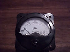 RUSSIAN MILITARY Analogue MILIAMMETER - AMPERMETER 0-200MA  M592 NEW