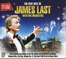 MY KIND OF MUSIC THE VERY BEST OF JAMES LAST WITH HIS ORCHESTRA - 2 CD BOX SET