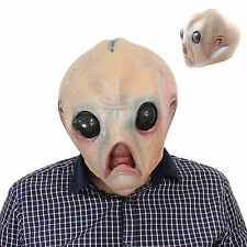 New Alien Predator Head Mask Halloween Costume Theater Prop Latex Party Toys