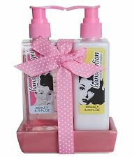 New Fabulous Happy Hands Gift Set Hand Wash Gel & Hand Lotion Perfect Gift