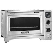 KitchenAid RKCO273SS Stainless Steel Convection Digital Countertop Oven (Refurbi