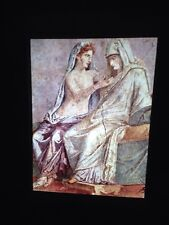 Ancient Roman Wedding Bride Painting- 1st Cent BC/AD 35mm Art Slide