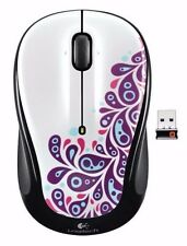 Logitech M325 Wireless Optical Mouse NANO USB Unifying Receiver Mac & Win 7/8/10