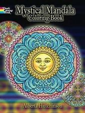 Dover Design Coloring Bks.: Mystical Mandala Coloring Book by Alberta...