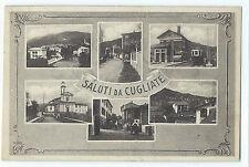 CARTOLINA 1923 SALUTI DA CUGLIATE 726/A