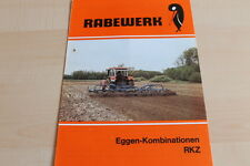 144564) Rabewerk Eggenkombination RKZ Prospekt 07/1986