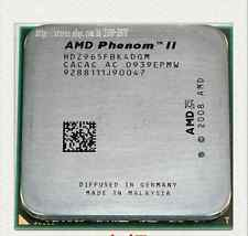 Free Shipping AMD Phenom II X4 965 3.4 GHz Quad-Core (HDZ965FBK4DGM) Processor