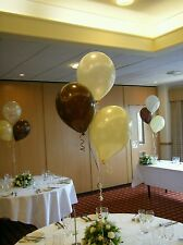 Wedding- Birthday Balloon Arch DIY Kit with 10 table Sets of 3 & 1 Large Arch :)