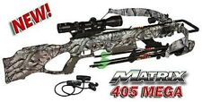 EXCALIBUR MATRIX MEGA 405 NEW 2016 LITE STUFF PACKAGE TWILIGHT DLX SCOPE