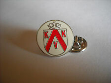 a2 KORTRIJK FC club spilla football calcio foot pins broches belgio belgium