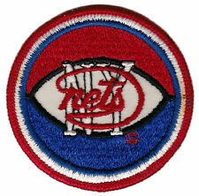 "1972-76 NEW YORK NETS ABA BASKETBALL VINTAGE 3"" TEAM LOGO PATCH"