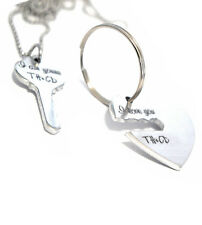I love you .. I am Yours Couple Key Chain Gift - Anniversary Gift - His and Hers