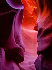 ART PRINT POSTER PHOTO LANDMARK ROCK FORMATION ANTELOPE CANYON ARIZONA LFMP1213