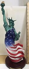 Amy & Addy Gray Rock Collection Statue of Liberty Patriotic American Flag Dress*