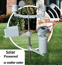 Solar Panel for Wireless Weather Station WA2081