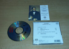 CD  Schubert - Symphonies Nos. 5 & 8  7.Tracks  07/16