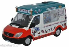 Mercedes Benz sprinter Ice Cream, Oxford Modell 1:43