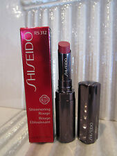 SHISEIDO SHIMMERING ROUGE RS 312 .07 OZ BOXED