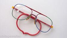 K.+B. Kinderbrille Jungsbrille bunt Federbügel Sportbügel preiswert günstig neu
