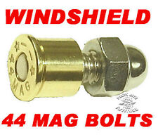 44 MAG BULLET WINDSHIELD BOLTS for HARLEY  (set of 5)