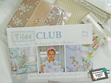 Tilda Club – May 2015 Quilting, Sewing, Fabric Single Issue Patchwork Craft Cute