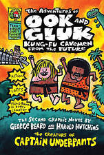 The Adventures of Ook and Gluk, Kung-Fu Cavemen from the Future by Dav Pilkey (P