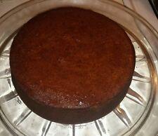 Jamaican Black Rum Fruit Cake. 8 inch