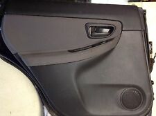 05 06 07 SUBARU IMPREZA REAR LEFT DOOR COVER INTERIOR TRIM PANEL OEM D.