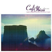 Cafe Ibiza 9   2CDs 2005 Lounge Chill Downbeats Bent Jazzamor Ian Pooley