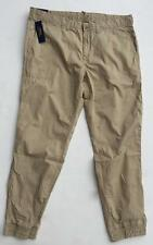 Polo Ralph Lauren Mens straight fit city khaki jogger chino pants 38 32 nwt $98