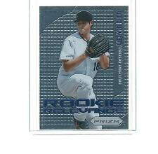 2012 PANINI PRIZM BASEBALL ROOKIE RELEVANCE WEI-YIN CHEN #RR7