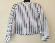 NWT Polo Ralph Lauren Striped Broadcloth Shirt. Size 10. $165.00