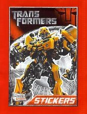 Transformers The Movie Merlin Stickers ~ Full Set of 201 Stickers - New